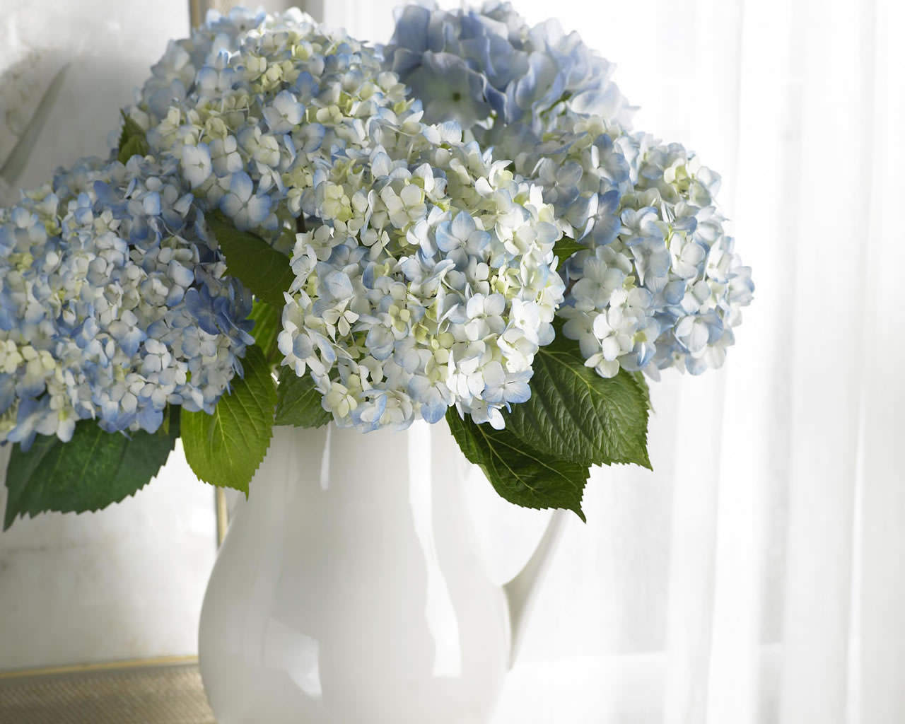 Best hydrangea arrangements silk flower