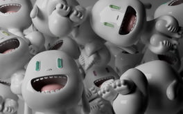 Funny Baby Robots