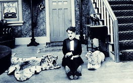 Vintage Funny Charlie Chaplin