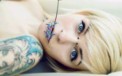 Hd Tattoo Girl