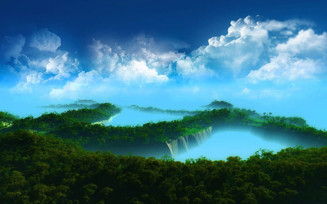 Amazing forest wallpaper 1280x800 - Wallpapers 1280x800 nature ...