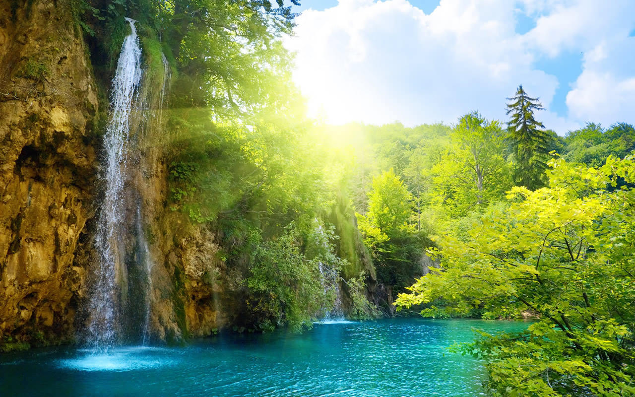 Amazing nature wallpapers national geographic wallpaper 7897046 - Filename Amazing Waterfall Wallpaper 1280x800 0372 Jpg