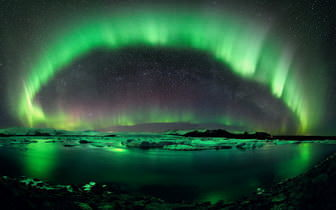 Northern Lights Atmosphere