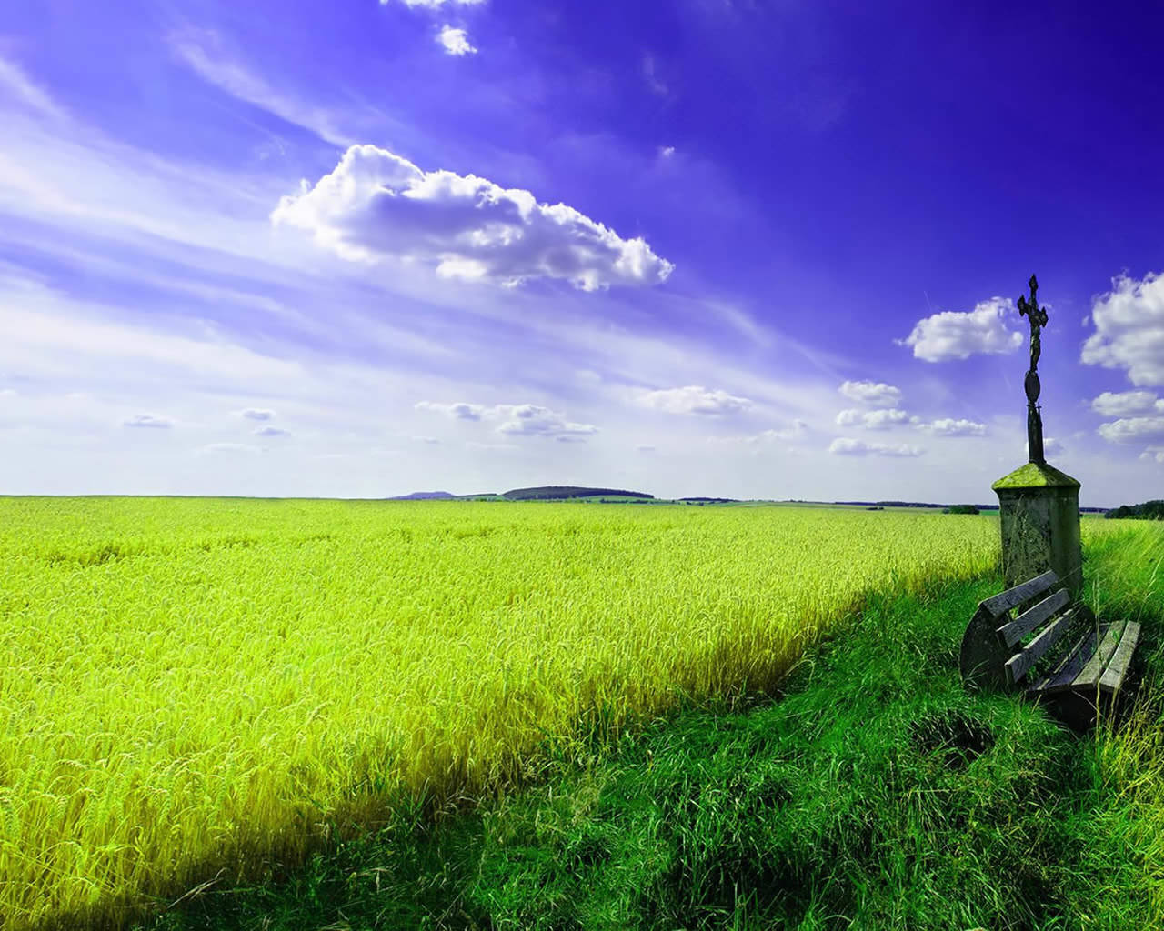 spring natural scenery hd - photo #40