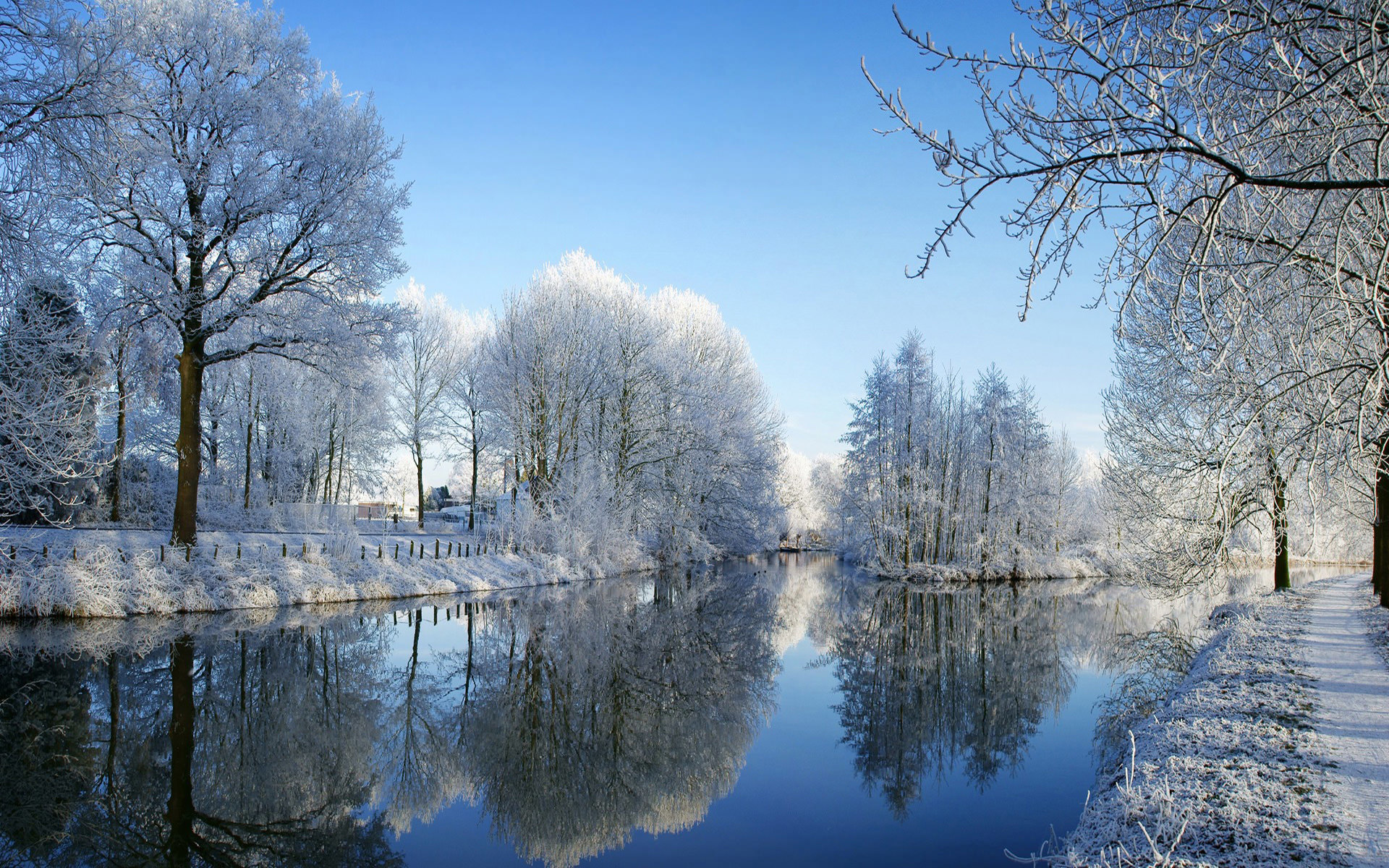 winter desktop wallpapers background keyword nature 1920x1200