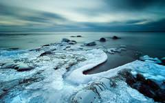Winter Sea Wallpaper