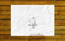 Think Different Background