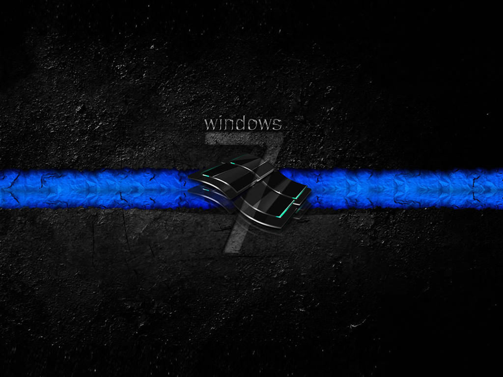 windows seven wallpaper 1024x768