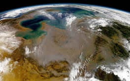 Earth From Space Picture