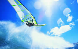 Amazing Wind Surf Wallpaper
