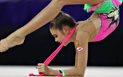 Gymnastic Wallpaper