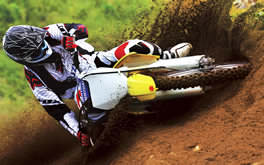Off Road Moto Racing Wallpaper