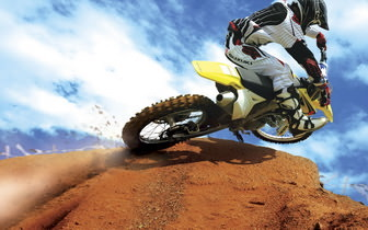 Off Road Racing Wallpaper