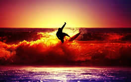 Surf Sports Background