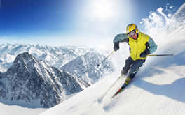 Winter Sports Wallpaper