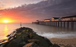 Dawn On Southwold Pier